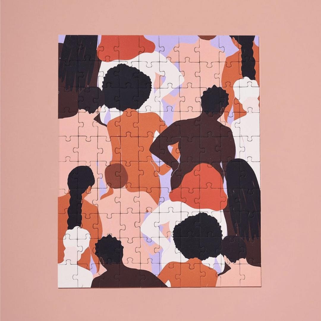 Ordinary Habit Community 100pc Puzzle