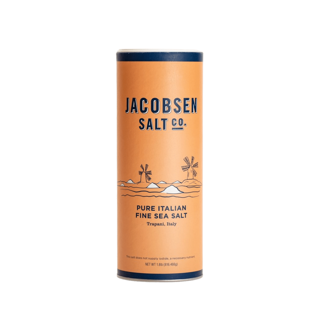 Jacobsen Salt Co. Trapani Pure Italian Fine Sea Salt