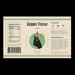 Pepper Nectar Original Hot Sauce - 148mL