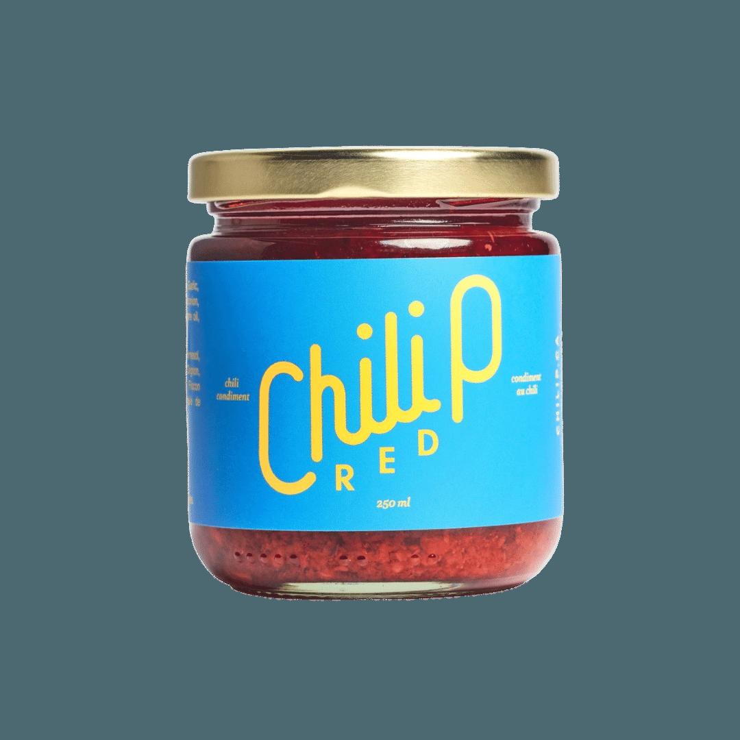 Chili P Red Chili Sauce