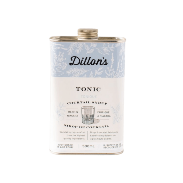 Dillon's Tonic Cocktail Syrup - 500mL