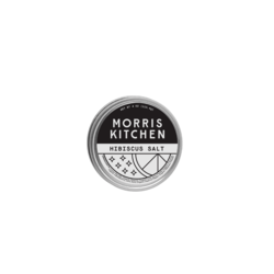 Morris Kitchen Hibiscus Salt Blend - 4oz