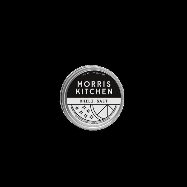 Morris Kitchen Chili Salt Blend - 4oz