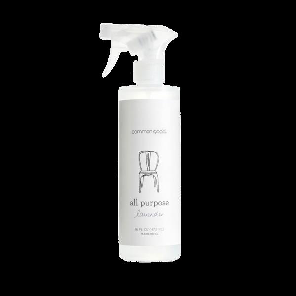 Common Good Lavender All Purpose Cleaner - 16 oz