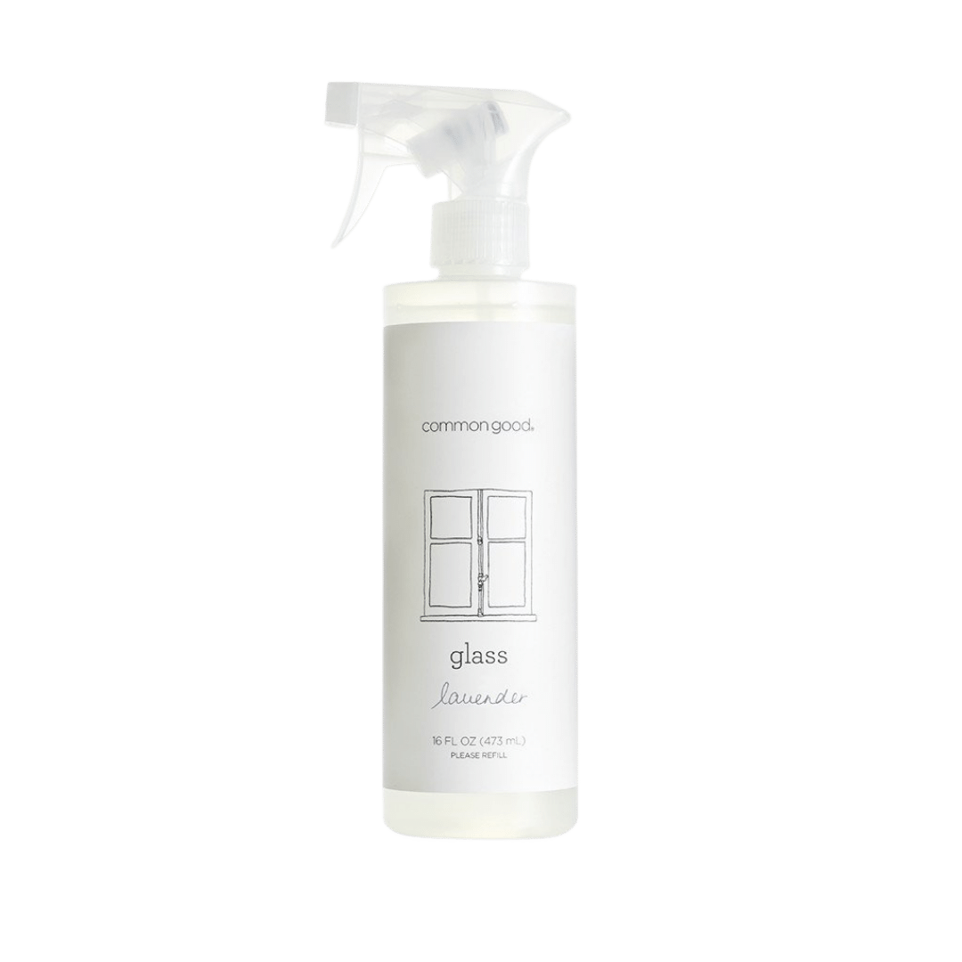Common Good Lavender Glass Cleaner - 16 oz