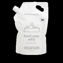 Common Good Lavender Hand Soap Refill Pouch - 34oz