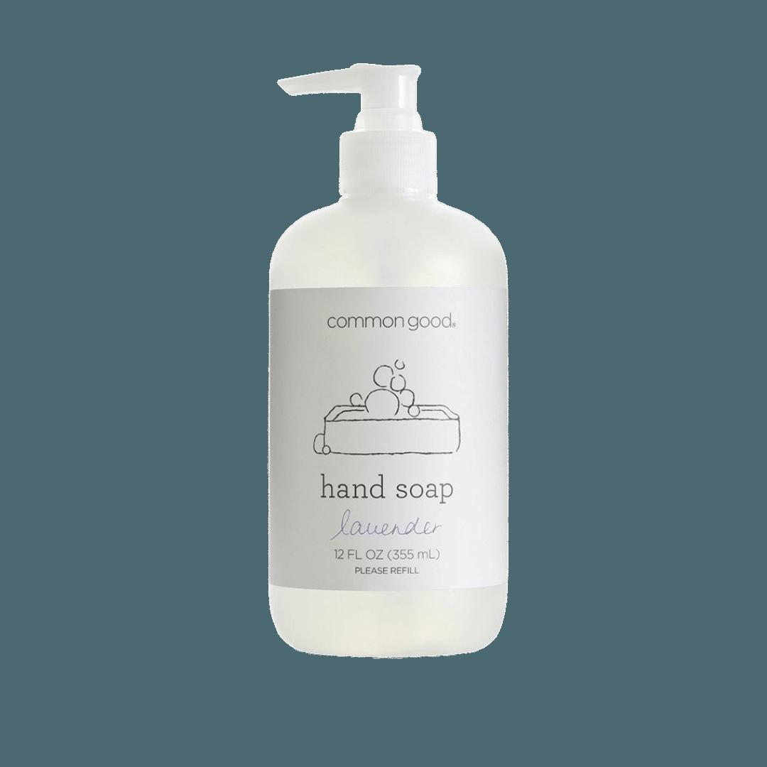 Common Good Lavender Hand Soap - 12 oz