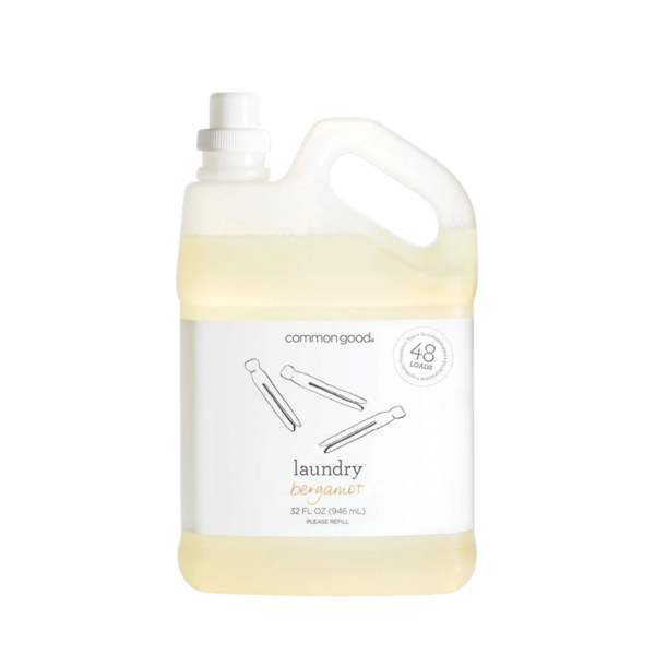 Common Good Bergamot Common Good Laundry Detergent - 32 oz