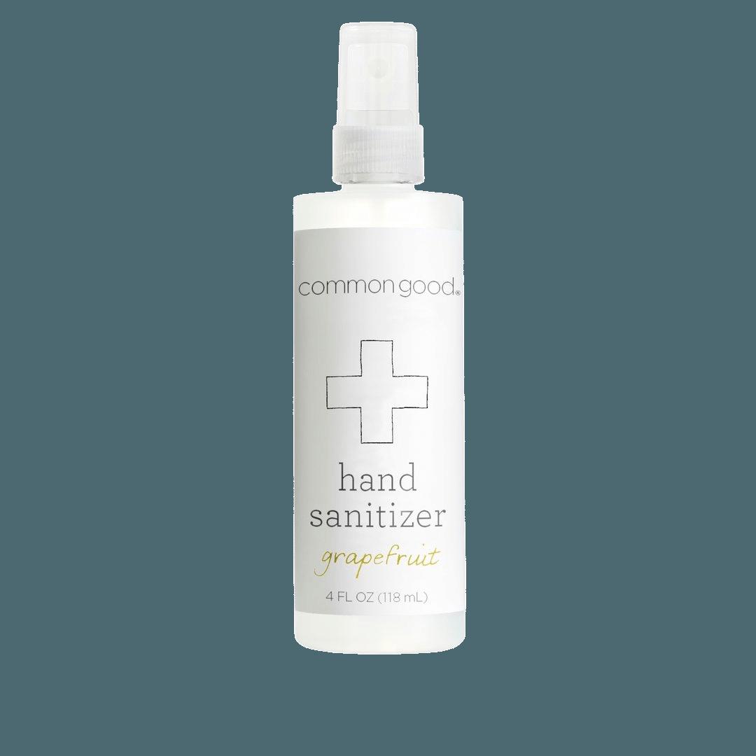 Common Good Grapefruit Hand Sanitizer - 4oz