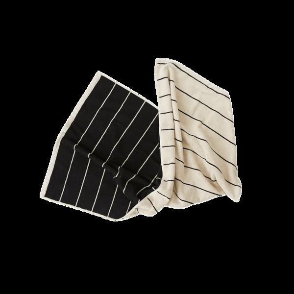 OYOY Living Design Raita Organic Cotton Towel Clay - Small