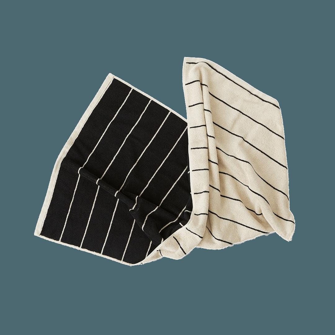 OYOY Living Design Raita Organic Cotton Towel Clay - Medium