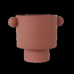 OYOY Living Design Inka Kana Pot Sienna - Large