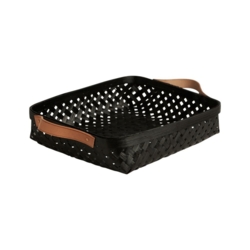OYOY Living Design Sporta Basket - Small Black