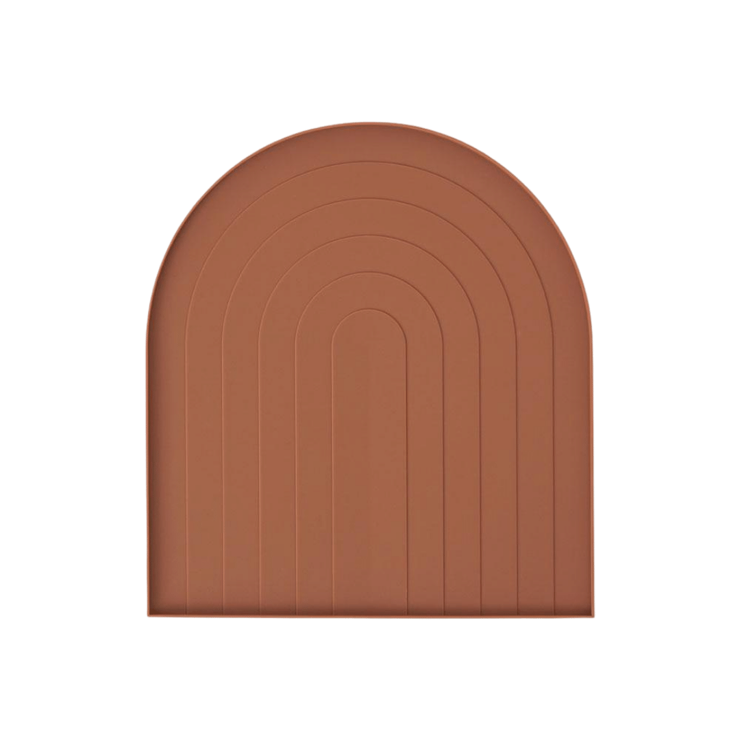 OYOY Living Design Dish Tray - Fudge
