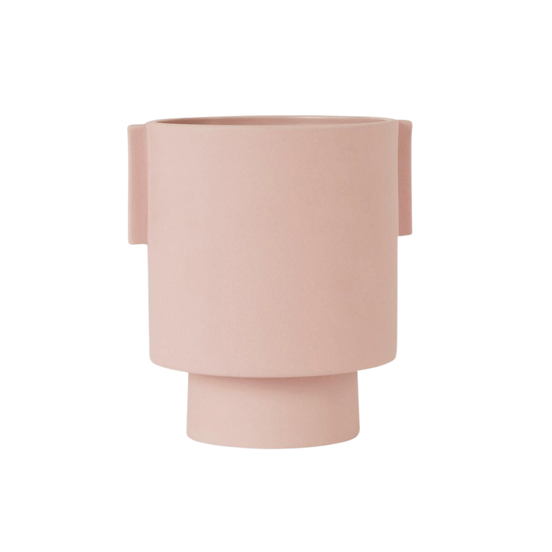 OYOY Living Design Inka Kana Pot Medium - Rose
