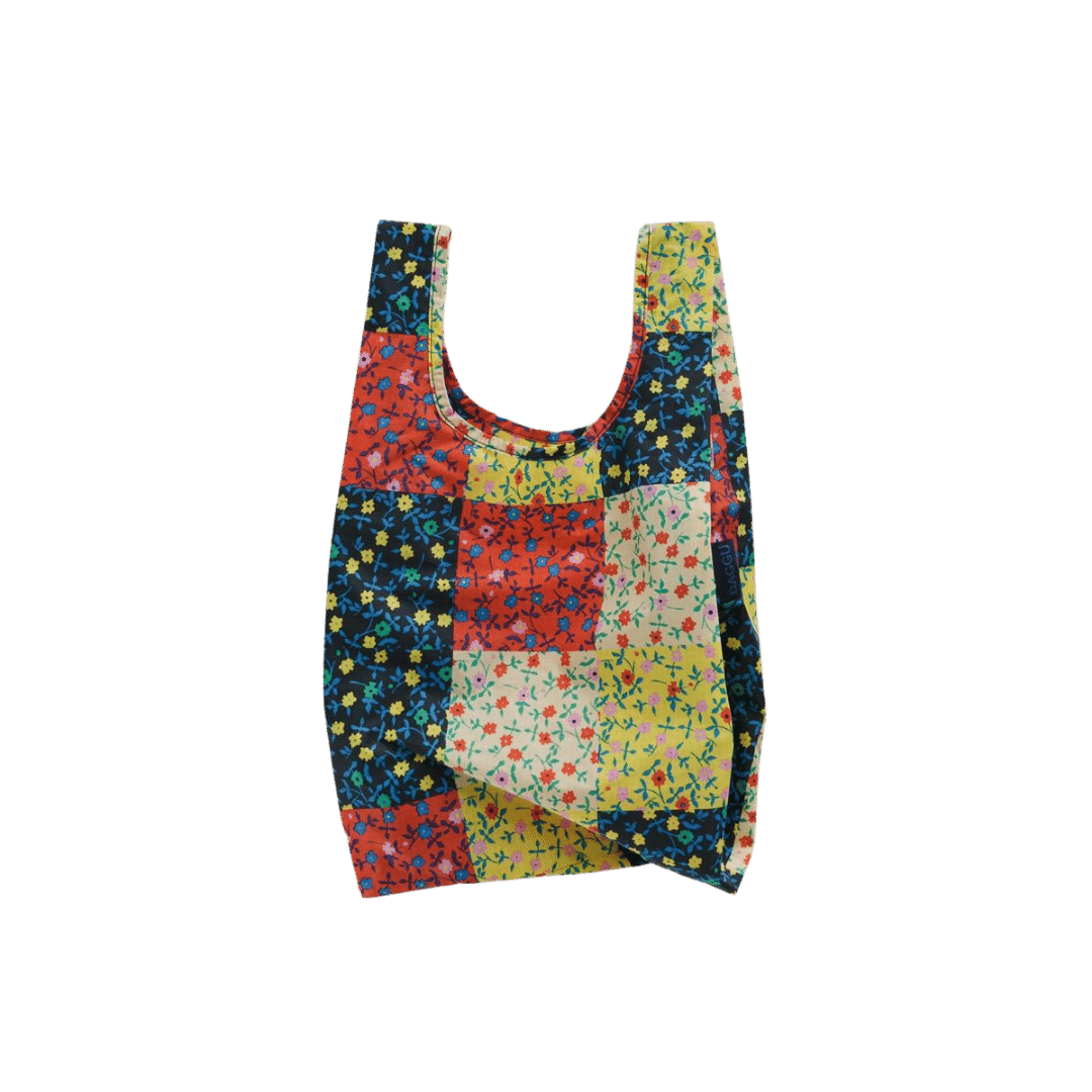 Baggu Baby Bag - Calico Block
