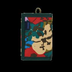 Baggu Nylon Wallet Scarf - Floral