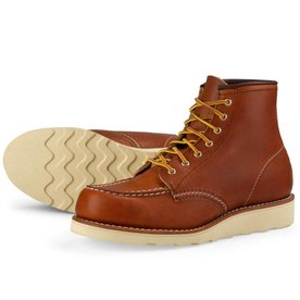 Red Wing Red Wing Classic Moc Toe