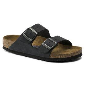 Birkenstock Arizona Leather Soft Footbed