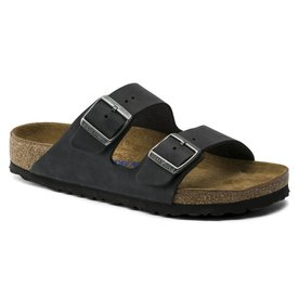 Birkenstock Birkenstock Arizona Leather Soft Footbed