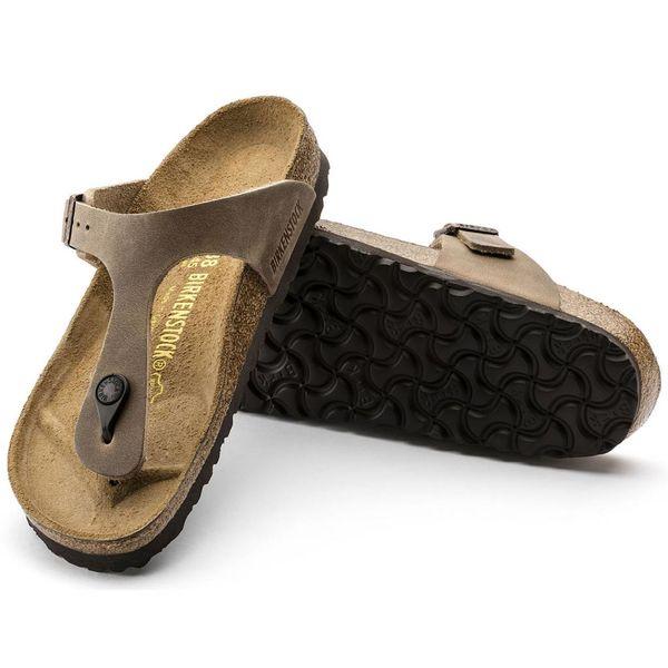 Birkenstock Birkenstock Gizeh Oiled Leather