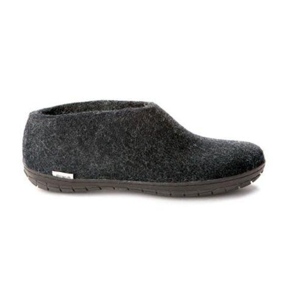 Glerups Glerups Shoe with Black Rubber Sole