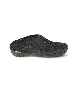 Glerups Glerups Slipper with Black Rubber Sole