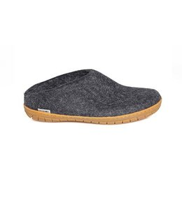 Glerups Slipper with Natural Rubber Sole