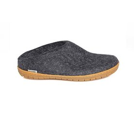 Glerups Glerup Slipper with Natural Rubber Sole