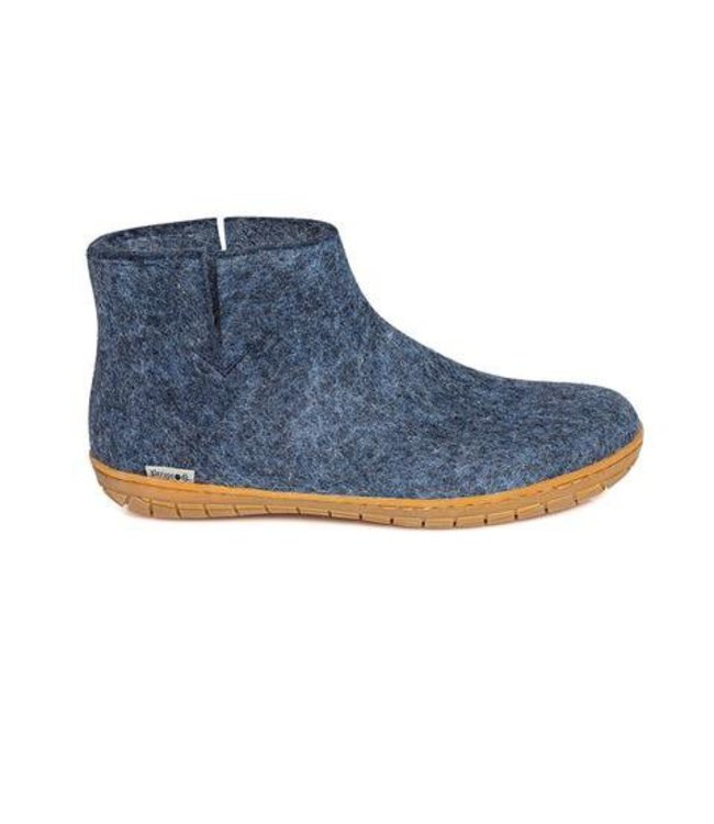 Glerups Boot with Natural Rubber Sole