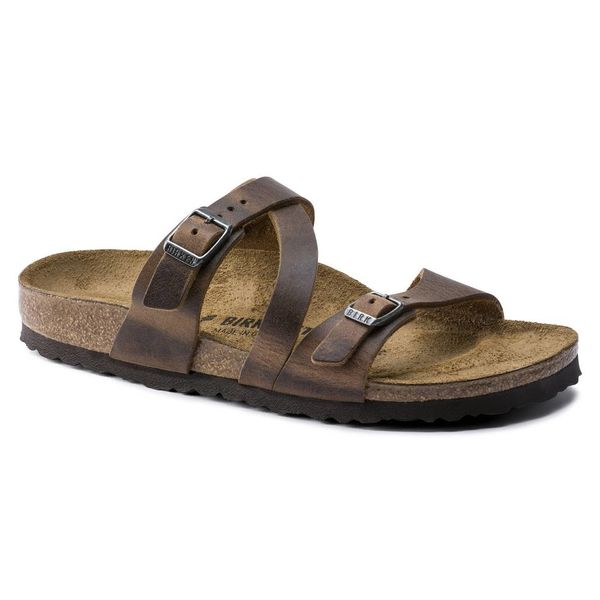 Birkenstock Birkenstock Salina Oiled Leather