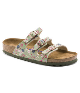 Birkenstock Florida Flowers Soft Footbed