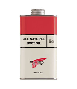 Red Wing Boot Oil 97103