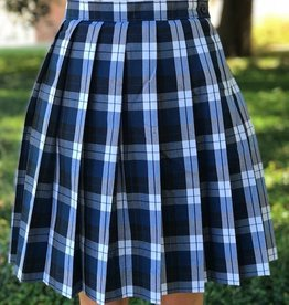 Elder Manufacturing Co Skirt Teen 12 1/2+ Plaid