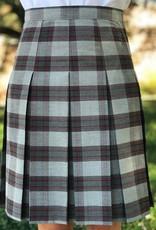 Elder Manufacturing Co Skirt Teen 8-20 Plaid