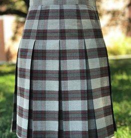 Elder Manufacturing Co Plaid Teen Skirt