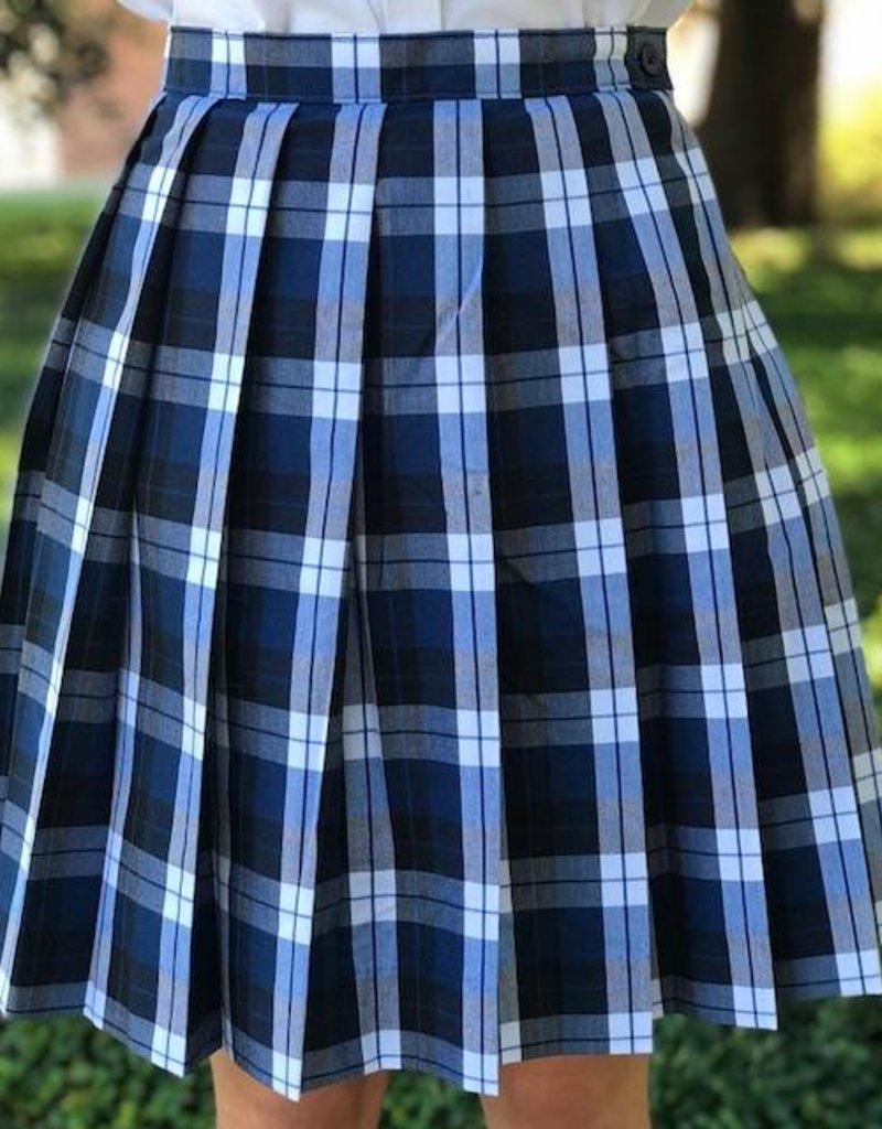 Elder Manufacturing Co Skirt 6 1/2+ Plaid