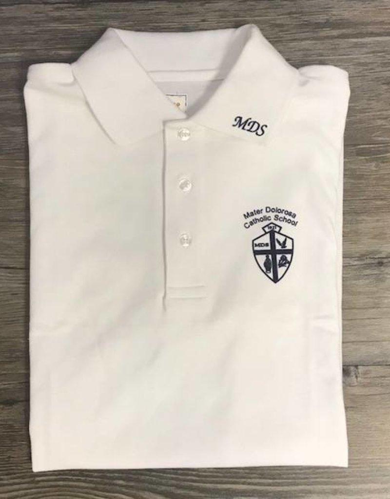 Tulane Shirts, Inc. L/S Adult Catholic Polo