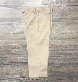 K-12 Boys Pants 8-20 Khaki