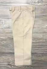 K-12 Boys Pants Slim 8-20 Khaki
