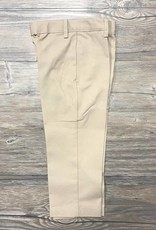 K-12 Boys Pants Husky 8-22 Khaki