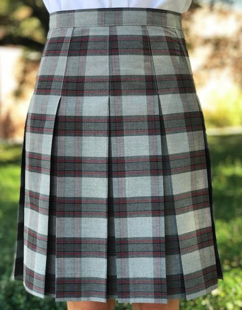 Elder Manufacturing Co Plaid Teen Half Size Skirt