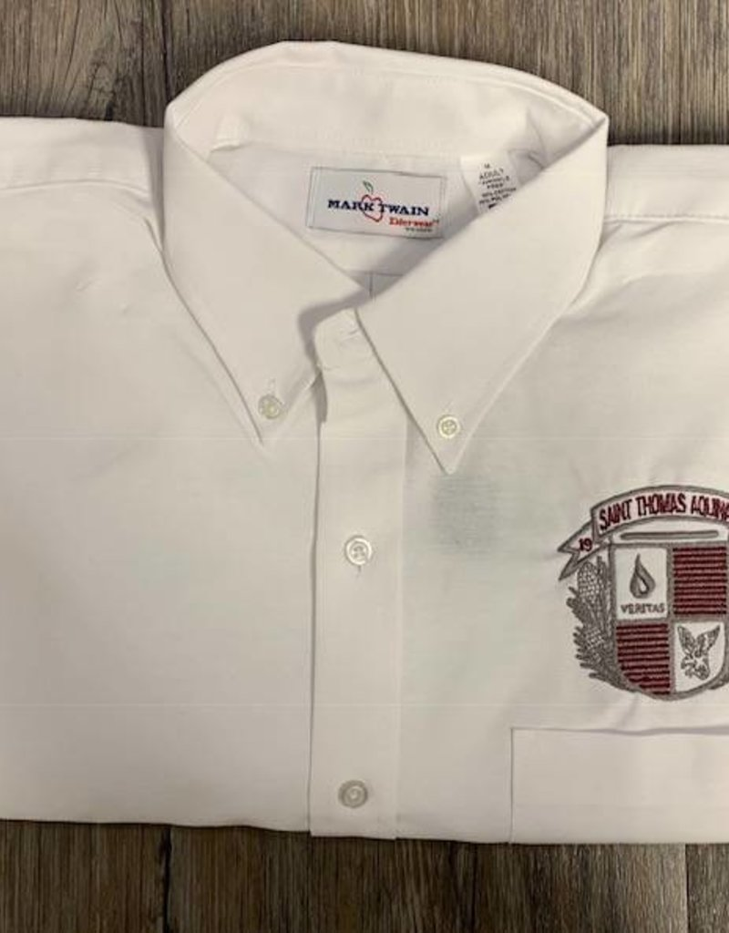 Tulane Shirts, Inc. L/S Mens STA Oxford