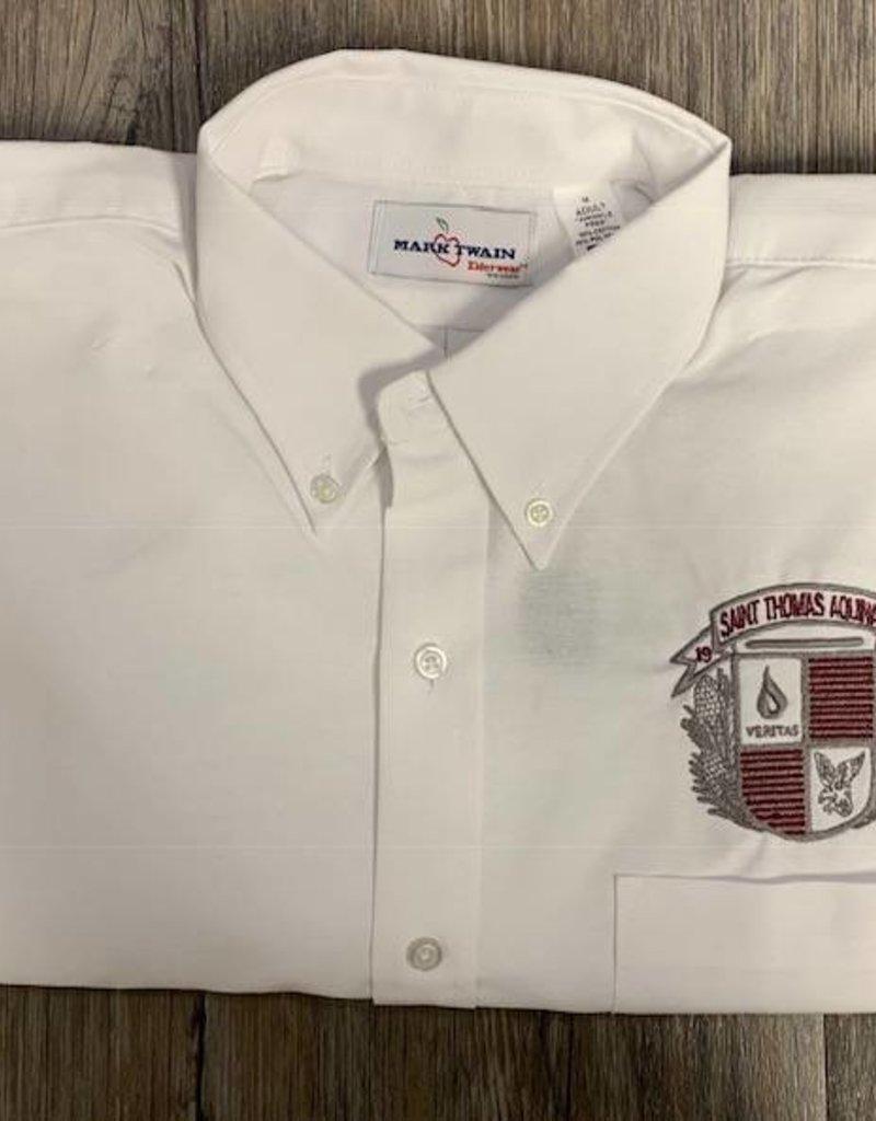 Tulane Shirts, Inc. L/S Mens STA Oxford