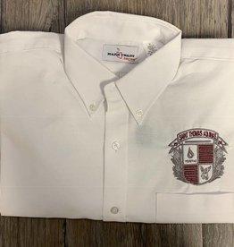 Tulane Shirts, Inc. L/S Boys STA Oxford