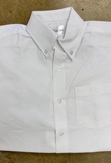 Tulane Shirts, Inc. S/S Boys Blank Oxford
