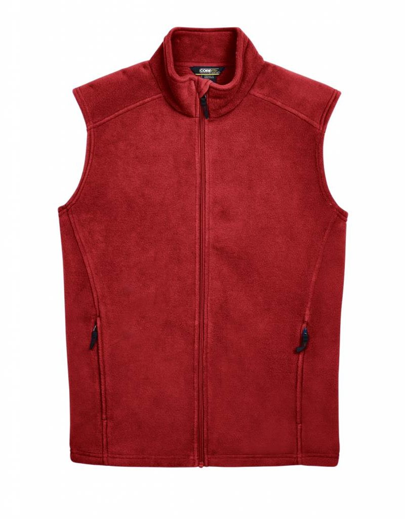 Core 365 Mens Journey Fleece Vest