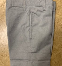 Elder Manufacturing Co Boys Flat Front Shorts Husky 26-40