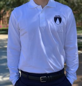 Tulane Shirts, Inc. L/S Adult Catholic Polo