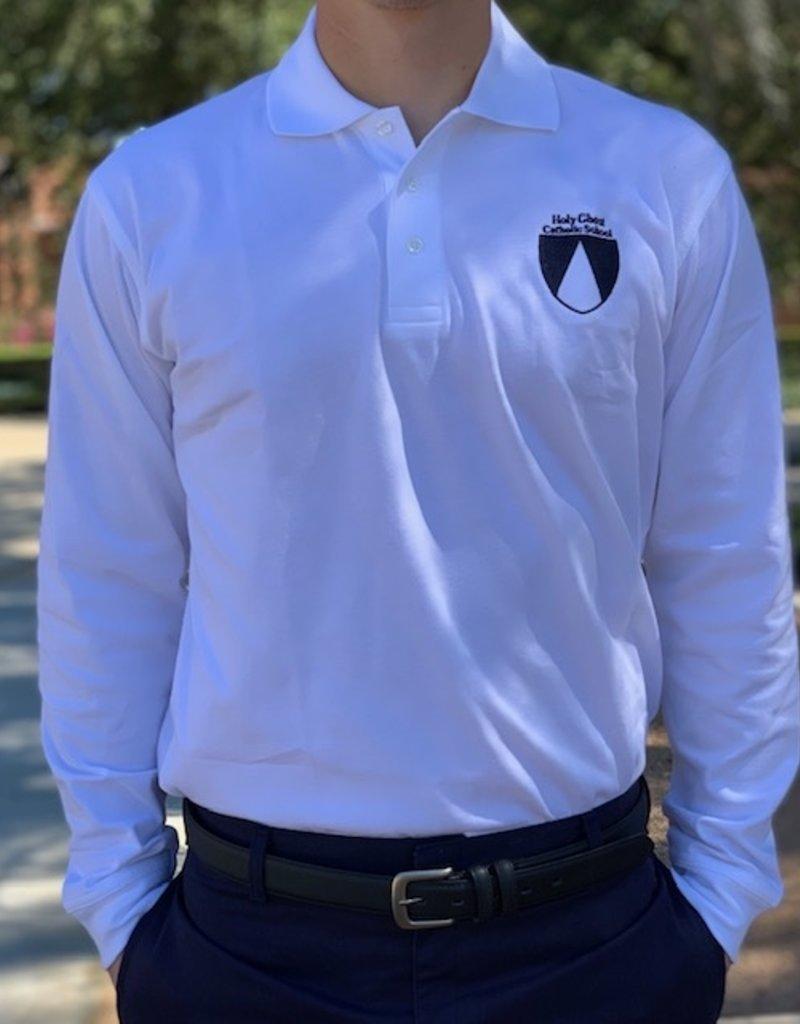 Tulane Shirts, Inc. L/S Youth Catholic Polo